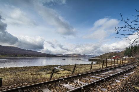 Loch Eil Fort William Schotland