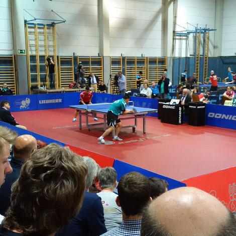 Stockerau spielte gegen Wels um Platz 1. Das Finale war hoch dramatisch.