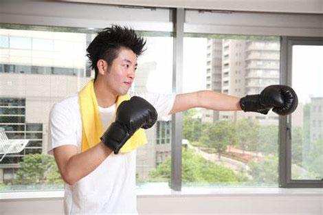 僕のボクシングのダジャレ