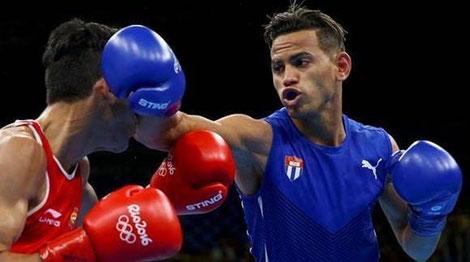 アマチュアボクシング最強はキューバ