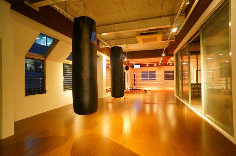 大阪のサンドバッグが打てるボクシングジム