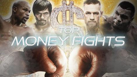 ボクシングのファイトマネー