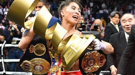 ボクシング世界チャンピオンの種類