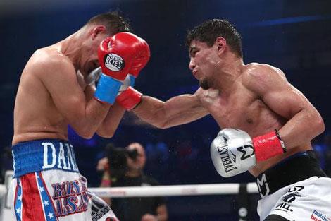 ボクシングの指名試合