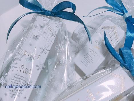 サロン専売品の特別なケア商品