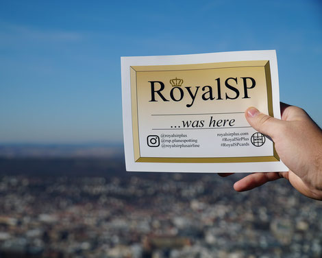"""RSP Cards"" RoyalSPCards Lifestyle ""Aviation & Lifestyle"""