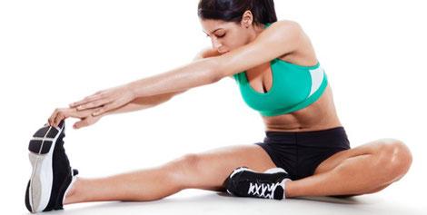 Stretching für die Beinmuskulatur ist unnötig
