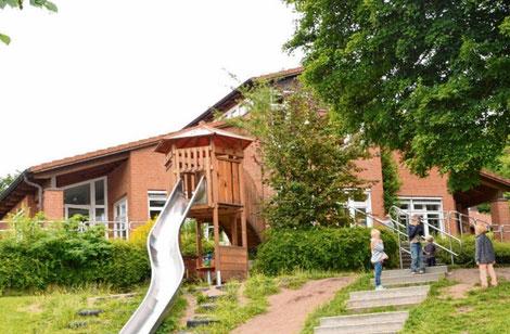 Besteht seit 20 Jahren: Der Schenefelder Kindergarten.