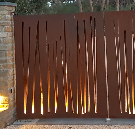by CORTEN-ESSEDI