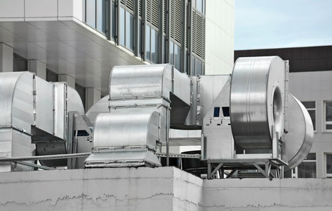 Rooftop Exhaust System