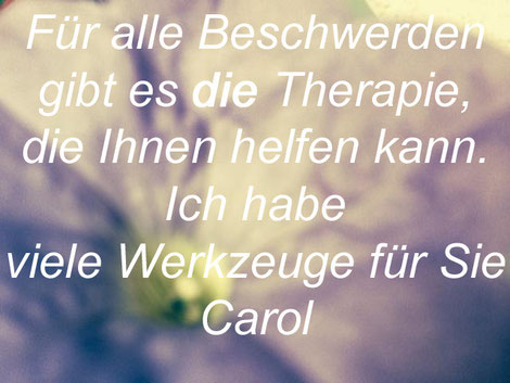 Physiotherapie Carol Meggen, Massage in Meggen carol, Massage in Küssnacht Carol,  Wellness in Meggen, Shiatsu  carol, Naturheilkunde Meggen,  TEN , Praxis Meggen,  Praxis Küssnacht Carol, Kinesiolgie Meggen, Kinesiologie Küssnacht, Shiatsu Küssnacht