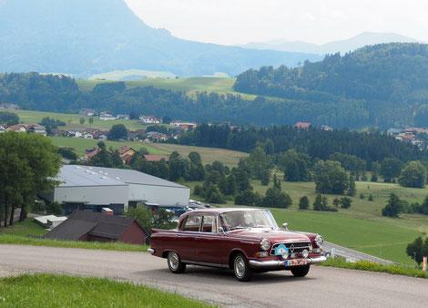 Unterwegs im österreichischen Alpenvorland