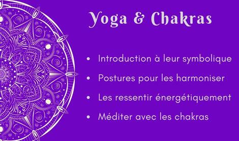 Atelier yoga Ly reiki yoga chakras & yoga