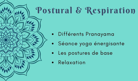 Atelier yoga Ly reiki yoga postural et respiration