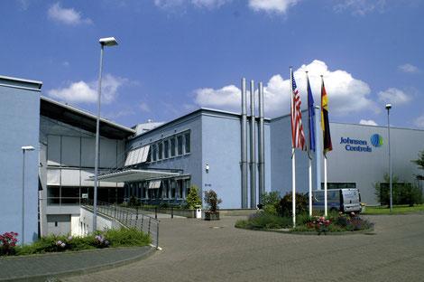 Europa Hauptquartier JC Burscheid saniert durch Abtec