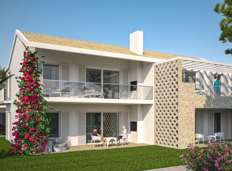 """Ferienimmobilie in Italien an der Adria """"Apartment Giardino"""""""