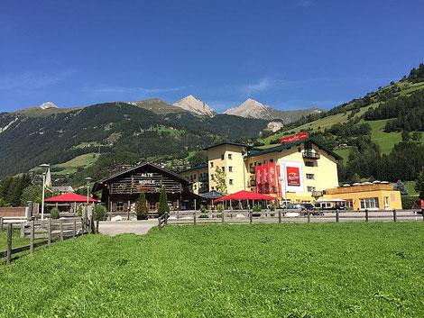 Alpen Parks Hotel Matrei