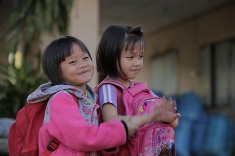 Das Home of Blessing hilft Mädchen aus armen Verhältnissn
