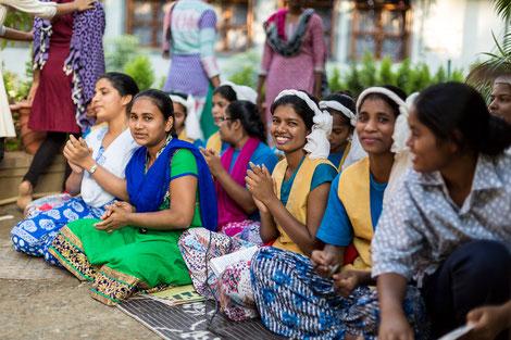 Der Verein hat bereits Hunderten jungen Frauen zu wirtschaftlicher Eigenständigkeit verholfen