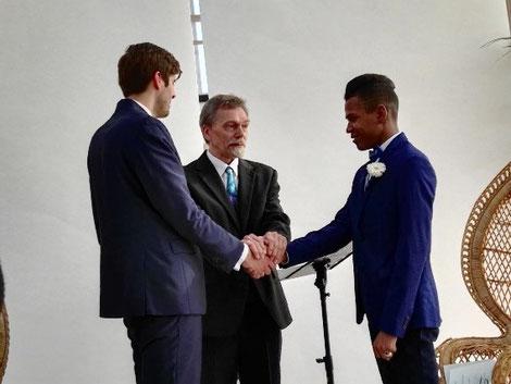 Hochzeitsritual Manfred Uhl