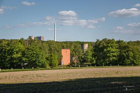 Bergwerk Ibbenbüren, Schacht Bockraden, Münsterland, Deutschland, Industriekultur, Industrie, Zechen, Bergbau, Steinkohle