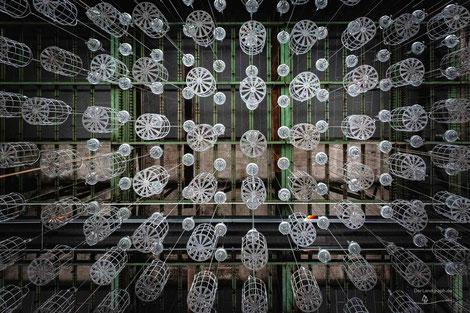 Ehemalige Kaue der Kokerei Hansa, Dortmund, Deutschland, Industriekultur, Industrie, Industrieanlagen, Hüttenwerk, Kokerei, Ruhrgebiet, Ruhrpott, Revier