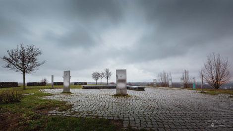 Haldenkultur im Ruhrgebiet, NRW: Der Tippelsberg in Bochum, Industriekultur, Industrie, Halden, Haldenkultur, Haldenkunst, Ruhrgebiet