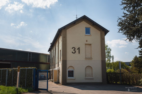 Zechengebäude der Zeche Vereinigte Louise Tiefbau in Dortmund, Ruhrgebiet, Deutschland, Industriekultur, Industrie, Zechen, Bergbau, Steinkohle