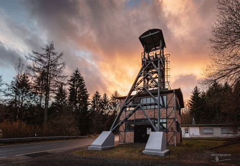 Grube Zeche Sophia Jacoba in Hückelhoven, Aachener Revier, Deutschland, Industriekultur, Industrie, Zechen, Bergbau, Steinkohle