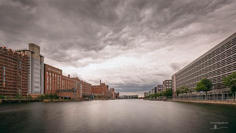Innenhafen Duisburg, Deutschland, Industriekultur, Industrie, Industrieanlagen, Hüttenwerk, Kokerei, Ruhrgebiet, Ruhrpott, Revier