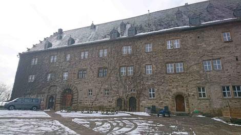 ACT-Therapeut Reimer Bierhals aus Bamberg entwickelte bei den ACT PRAXIS TAGEN eine Geh-Meditation zum