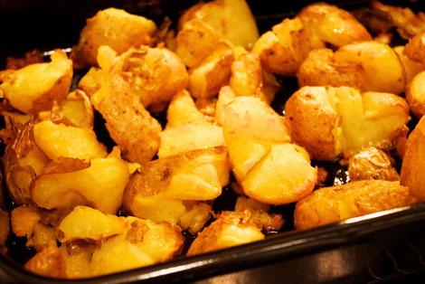 der Welt knusprigste Bratkartoffeln