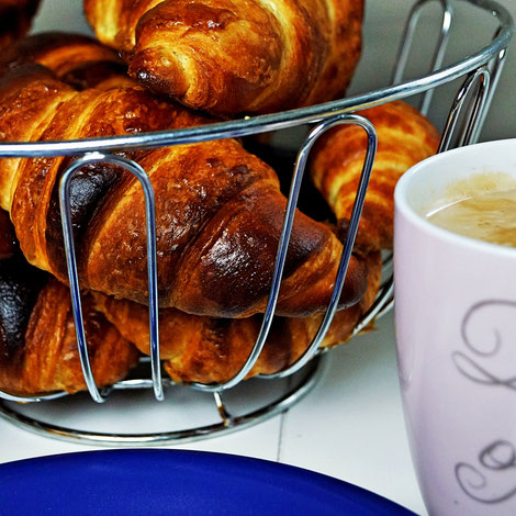 Croissants zum 26ten Synchronbacken