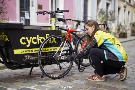 réparation vélo électrique