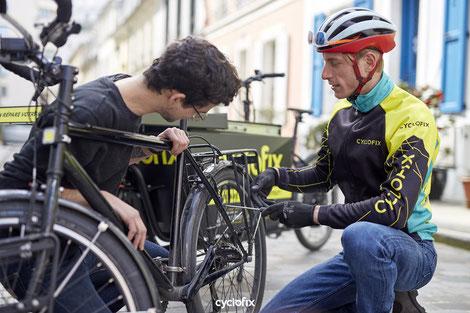 réparation vélo d'occasion