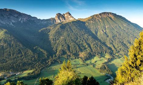 Campingplatz Pfronten im Allgäu