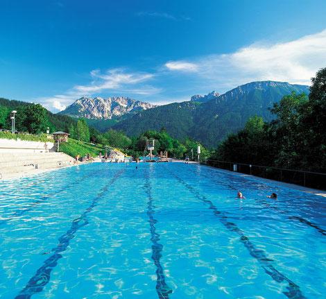 Das Alpenbad Pfronten