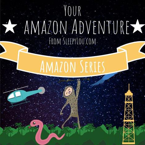 Amazon Adventure Series Image