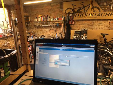 Bosch eBike Expert-Bosch ebike-eBike-eMTB-Tisio Bike-Moustache-atelier vélo-VAE-vélo électrique