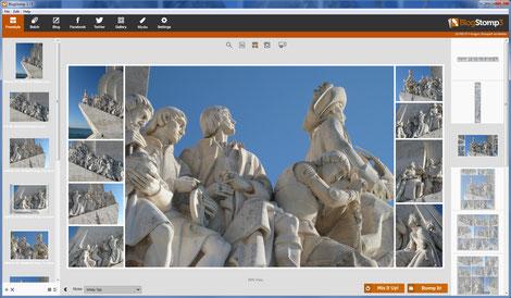 Collage Layout, BlogStomp, Dr. Ralph Oehlmann, Oehlmann-Photography