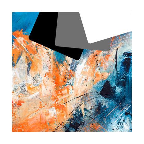 Gemälde mit Graukarte, digitale Reproduktion von Kunstwerken, Dr. Ralph Oehlmann, Oehlmann-Photography