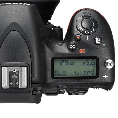 Camera Settings, Nikon D750, digitale Reproduktion von Kunstwerken, Dr. Ralph Oehlmann, Oehlmann-Photography