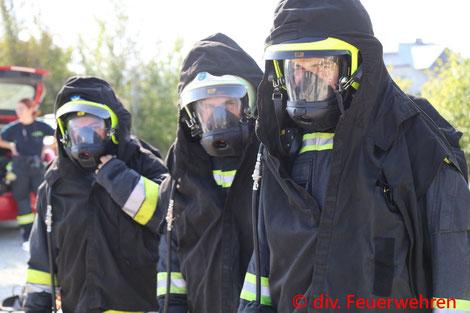 Feuerwehr, Blaulicht, FF Maria Enzersdorf, Internationale Feuerwehrübung, PolEX 19