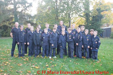 Feuerwehr; Blaulicht; FF Maria Enzersdorf; Jugendgruppe; 24 Stunden Tag;