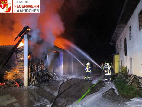 © Freiwillige Feuerwehr Laakirchen