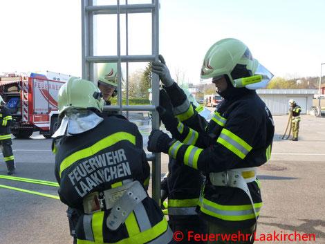 Feuerwehr, Blaulicht, Laakirchen, Nachwuchs
