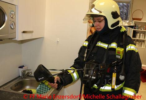 © FF Maria Enzersdorf/Michelle Schallagruber