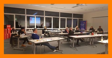 Copyright by bp-awp.de - Seminarraum Dezember 2020