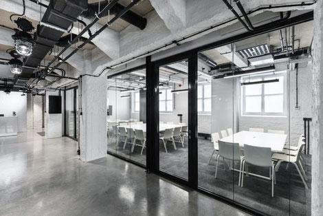 L'aménagement de bureaux à Cergy