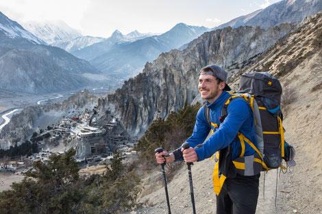 Annapurna Trail, Nepal 2018